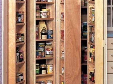 Kitchen Pantry Cupboard Design Ideas Bookmark