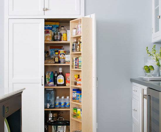 Kitchen Pantry Design Ideas Home Appliance