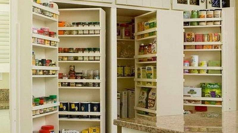 Kitchen Pantry Storage Ideas Small Remodeling