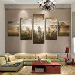 Large Wall Decor Ideas Creative Jeffsbakery Basement