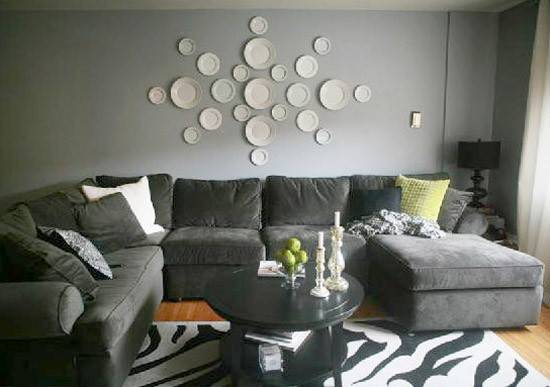 Large Wall Decor Ideas Living Room Home
