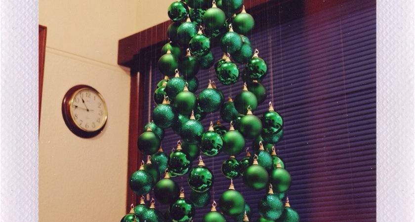 Last Minute Diy Christmas Trees