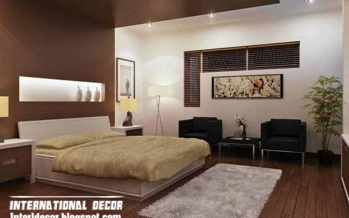 Latest Bedroom Color Schemes Paint Colors