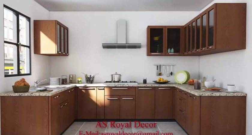 Latest Modular Kitchen Designs Royal Decor Youtube