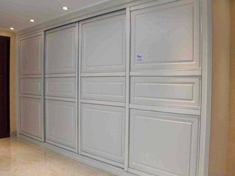 Latest Solid Wood Fitted Wardrobe Doors