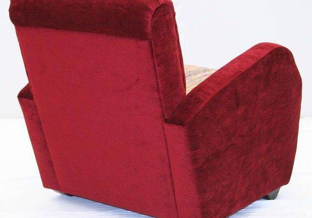 Leather Small Chairs Red Sofa Sets