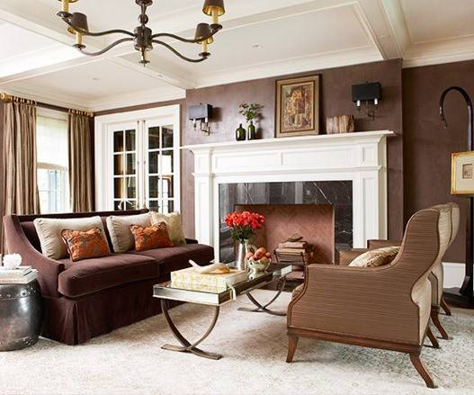 Leather Sofa Cushions Best Color Living Room