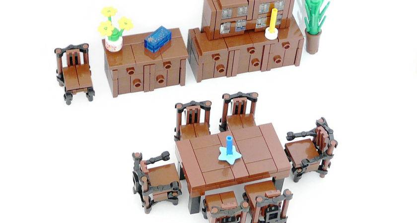 Lego Furniture Your House All Bricks