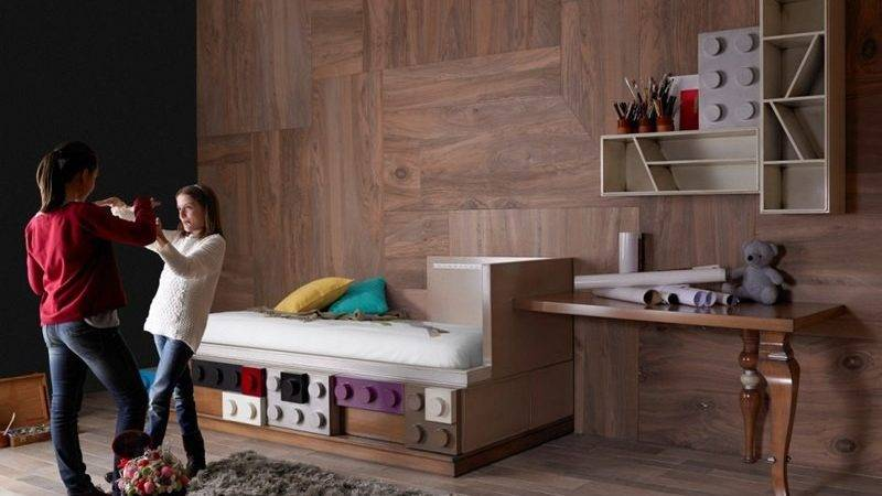 Lego Inspired Kids Furniture Collection Sparks