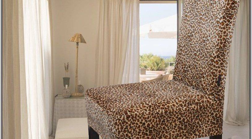 Leopard Print Dining Room Chairs Home
