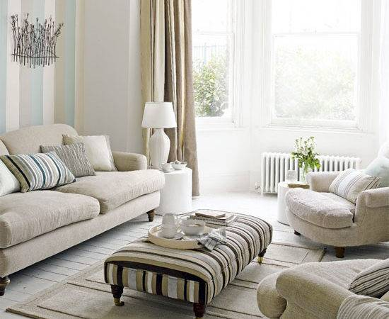 Light Cream Beige Living Room Design Ideas