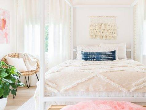 Light Pink Bedroom Home Decoration Ideas Also Baby