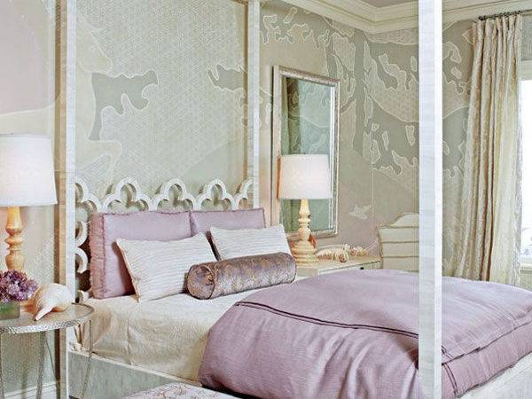 Lilac Purple Bedrooms Blog