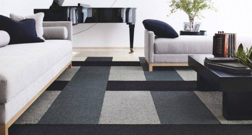 Living Room Awesome Carpet Decorating Ideas