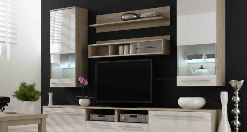 Living Room Awesome Led Cabinet Designs