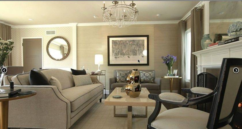 Living Room Breathtaking Earth Tones