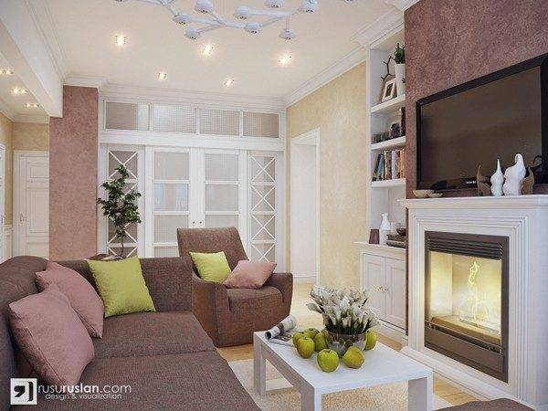 Living Room Color Scheme Ideas Pastel Hue Earth