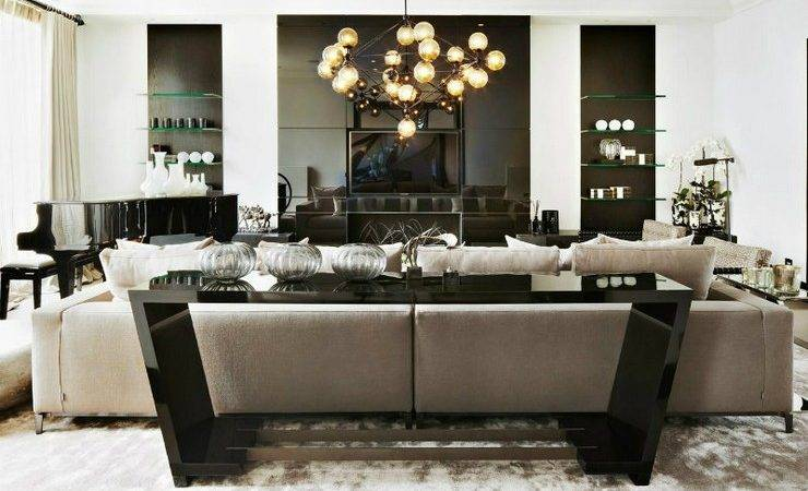 Living Room Design Projects Kelly Hoppen Home