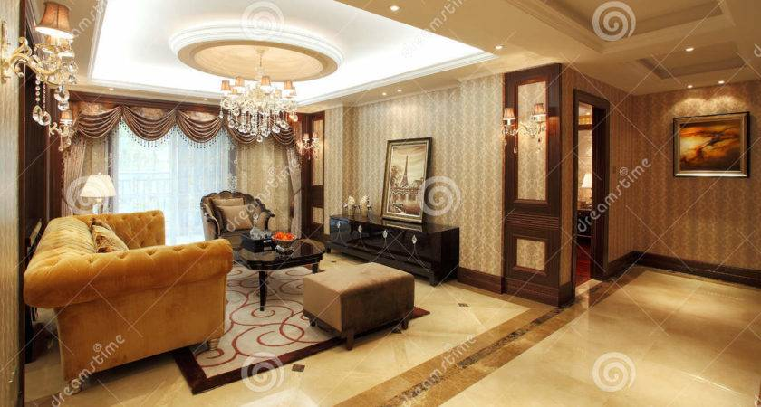 Living Room Design Sample Editorial