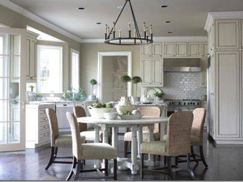 Living Room Eat Kitchens New Trend