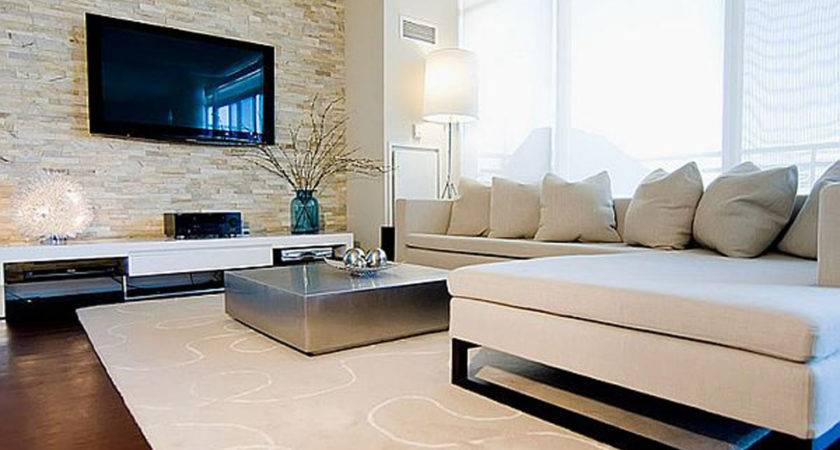 Living Room Heavenly Classic Decoration Using