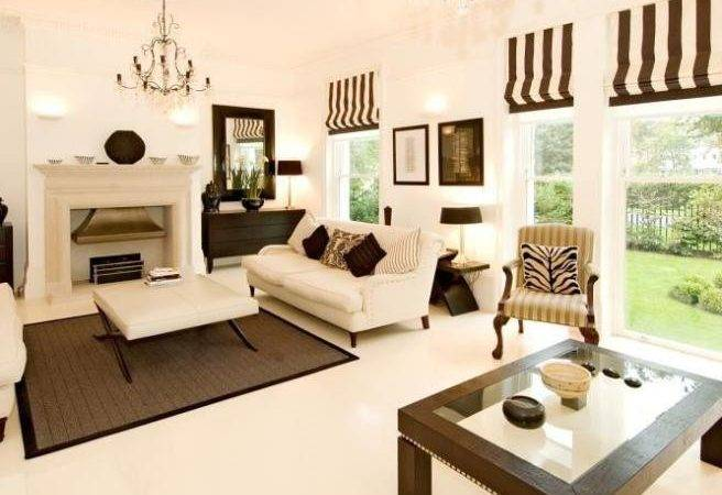 Living Room Ideas Brown Cream Decorating Clear