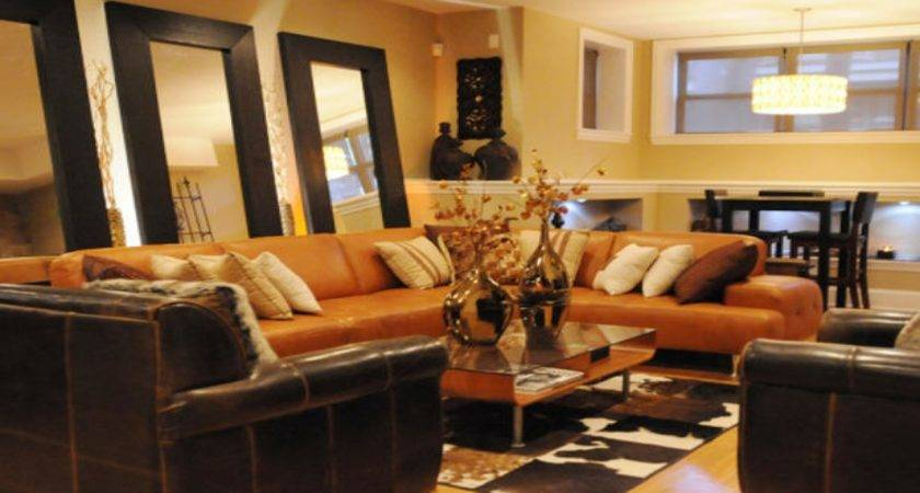 Living Room Ideas Orange Brown Angel Coulby Home Design