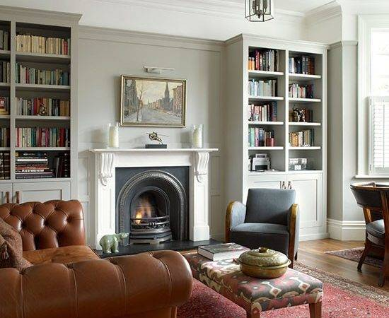 Living Room Inspired Edwardian Home South