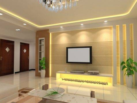 Living Room Interior Design House