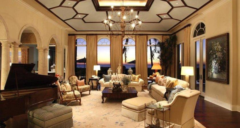 Living Room Most Luxurious Rooms Luxury Dining