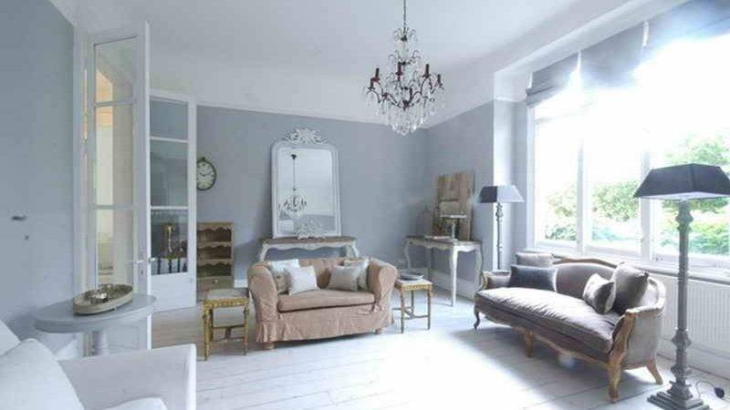 Living Room Shabby Chic Rooms Ideas