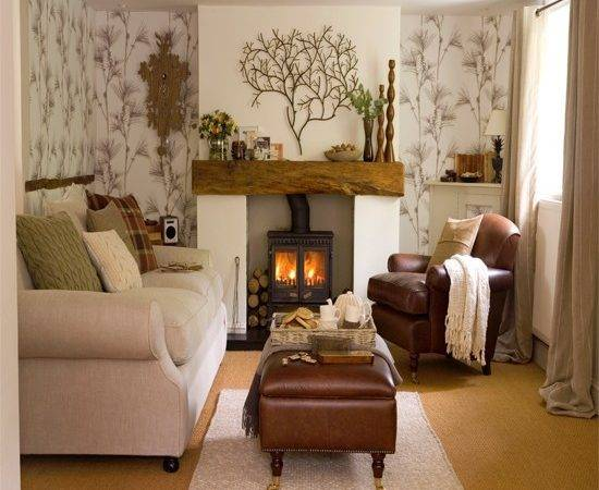 Living Room Woodland