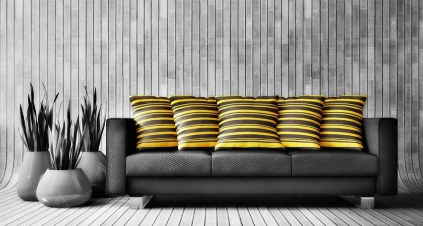 Living Room Yellow Ideas