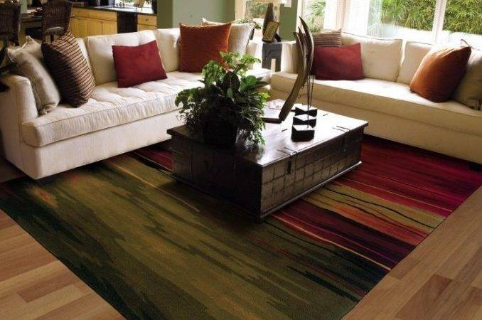 Living Rooms Area Rugs