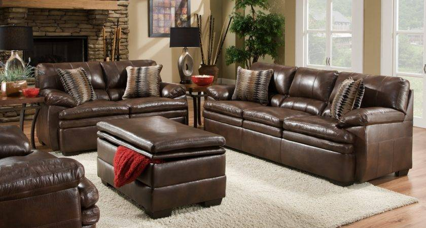 Living Rooms Brown Leather Couches Car Interior Design