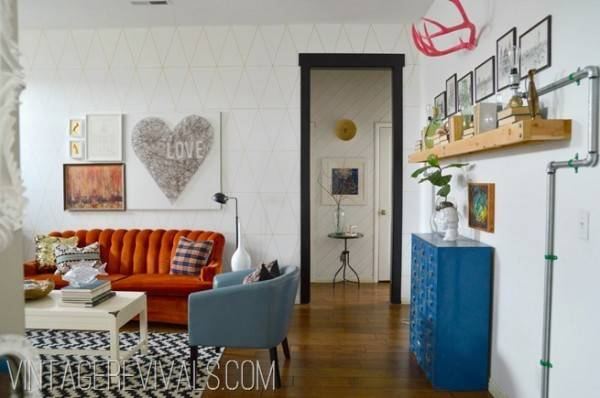 Living Rooms Inspired Room