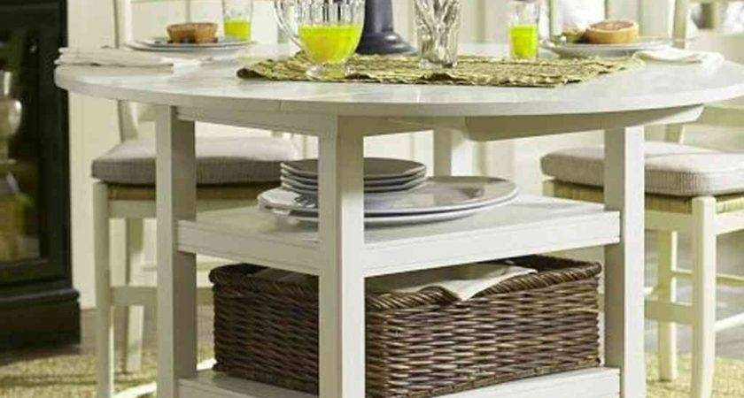 Living Spaces Kitchen Tables Space Saver