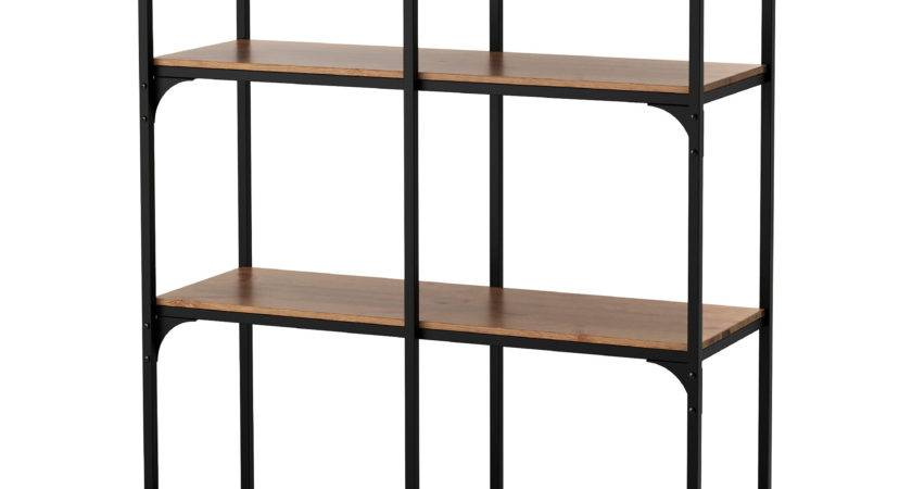 Llbo Shelving Unit Black Ikea