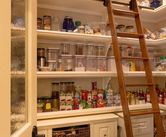 Look Some Walk Pantries Houzz Homes