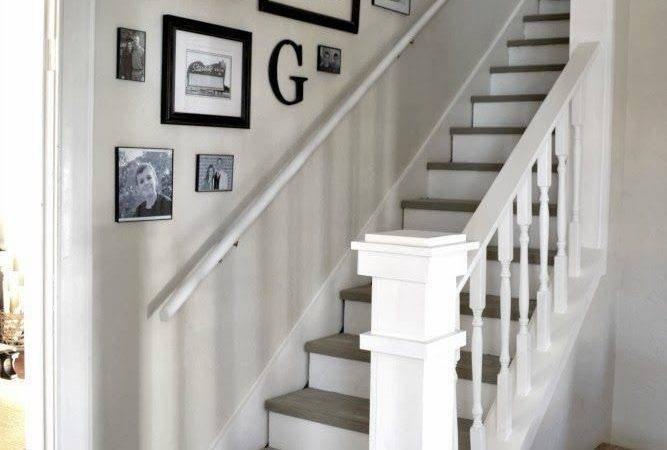 Look Staircase Wall Decorating Ideas Dream House