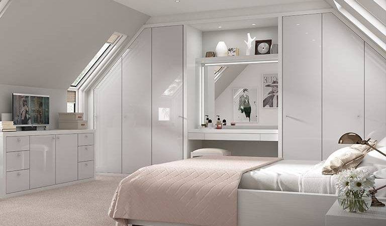 Luxury Fitted Bedroom Furniture Wardrobes Strachan