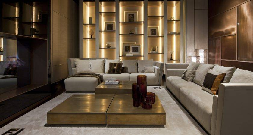 Luxury Living Home Fendi Casa Bentley
