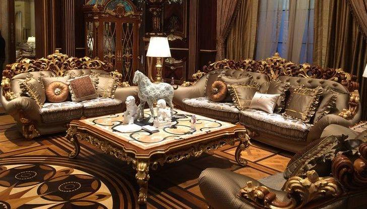 Luxury Living Room Furniture Manufacturers Home