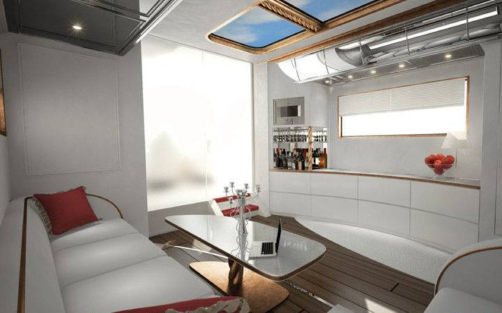 Luxury Mobile Home Interior Design Homes Ideas