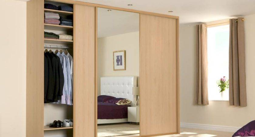 Luxury Sliding Wardrobe Design Door