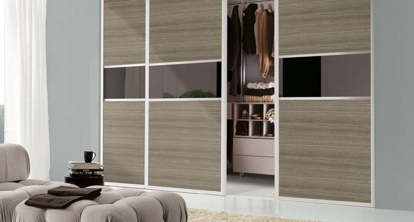 Luxury Sliding Wardrobe Doors Bedrooms Custom Made