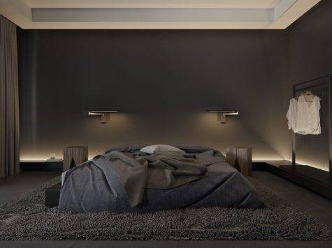 Luxury Styles Dark Daring Interiors