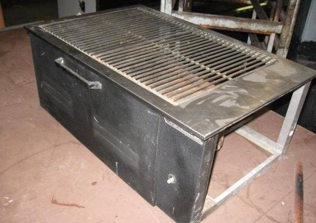 Majestic Commercial Char Grill Built Charcoal Indoor