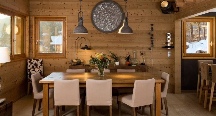 Majestic Rustic Dining Room Designs Can Miss Out
