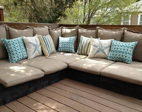Make Your Own Innovative Pallet Sofa Pallets Designs